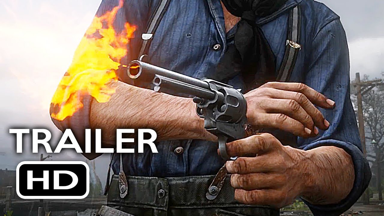 Download Red Dead Redemption 2 Official Trailer #3 (2018) Western Video Game HD