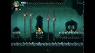Oozi: Earth Adventure [PC Game] - Gameplay Walkthrough 2/4 - ALL Clear - No Miss - 221.090 pts.