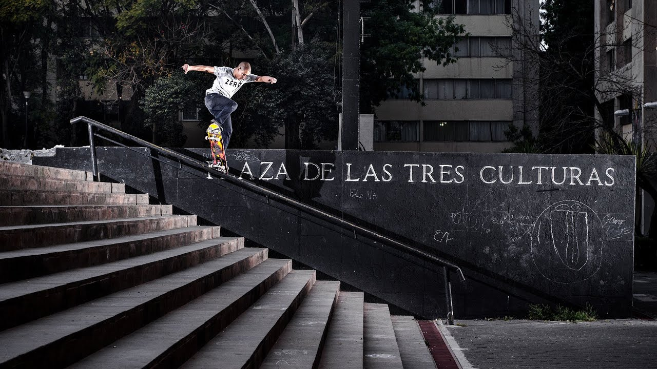 cortesía Asesorar precedente  Nike SB Mexico | Vórtice - YouTube