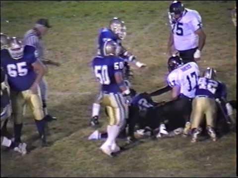 8 Taylorsville v. West Jordan Football 1999