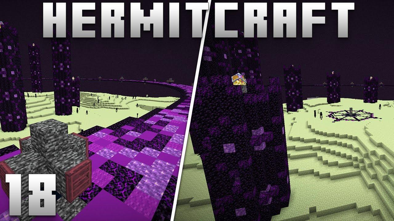 Download Hermitcraft 8 - Ep. 18: INSANE END TRANSFORMATION! (Minecraft 1.17 Let's Play)