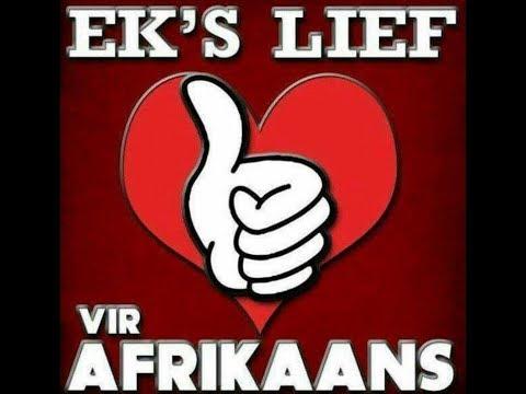 afrikaans taal