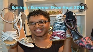 Spring/Summer 2015 Shoe Haul & Try-On from ShoeDazzle