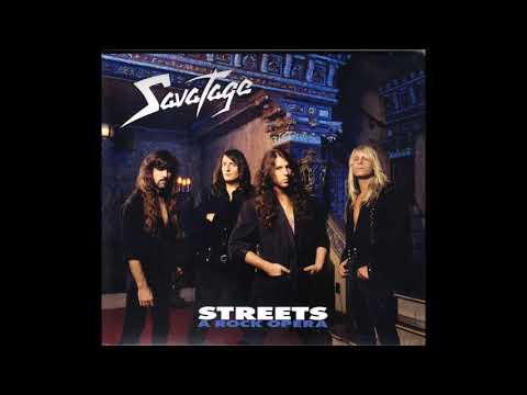 Savatage  Streets A Rock Opera full album 1991 + 2 bonus songs