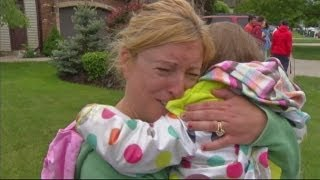 Missing kids found, parents relieved
