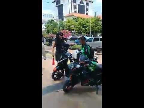 Wajah asli jeng patrol di Semarang