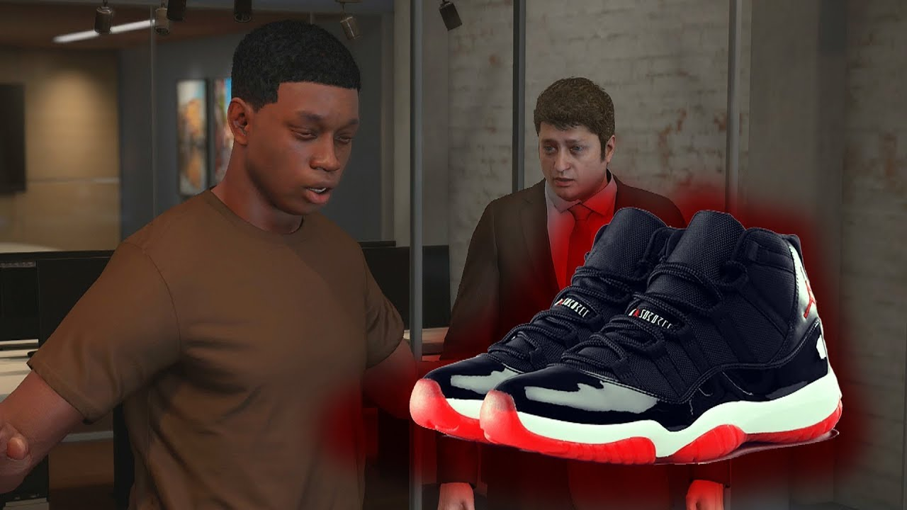 NBA 2K18 MYCAREER SIGNATURE SHOE ENDORSEMENT DEAL SKIT GAMEPLAY (Nike,  Jordan, Adidas)