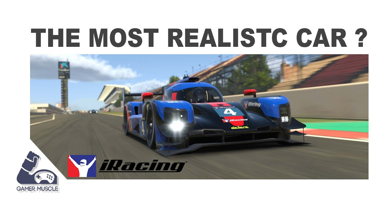 Video: Is the Dallara P217 the most realistic Car in iRacing?