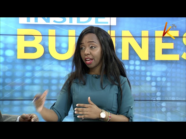 K24 Inside Business with Caroline Njenga 12:11:2019