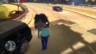 NCSHP:Marked State Trooper GTA IV patrol ep.2