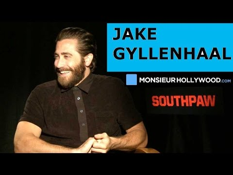Jake Gyllenhaal, laughs, speaks French, Interview,  Everest, SouthPaw, teaser