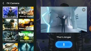VFX video effect and Editor App 2018   professional Video editing App   VFX effect
