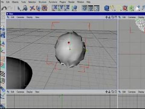 How to Create a Space Scene in Cinema 4D : Asteroid Belt for Cinema 4D  Space Scene