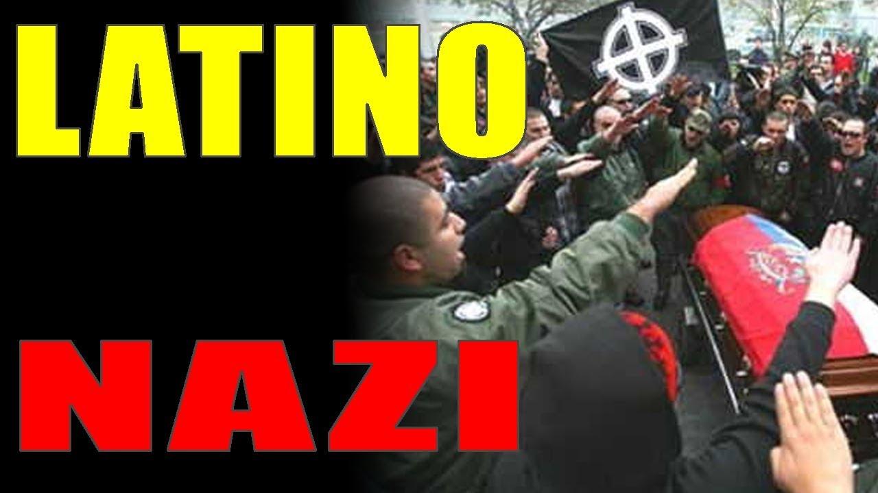 11-11-2018   Latino White Supremacist Defends White Supremacy