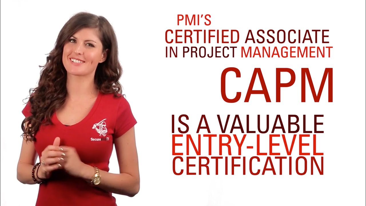 Capm Certified Associate In Project Management Training Youtube