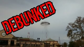 VERY MYSTERIOUS RING OR PORTAL CAPTURED IN BUENOS AIRES, ARGENTINA 5 25 2015 DEBUNKED