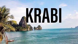 Krabi Thailand 2018 - Railay Beach to Tonsai Beach