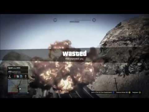 """""""GTA 5 Online"""" Jet Pilots Nightmare #2 No Deaths (1080P)"""