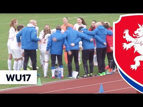 Reprezentace WU17 porazila Finsko 5:0