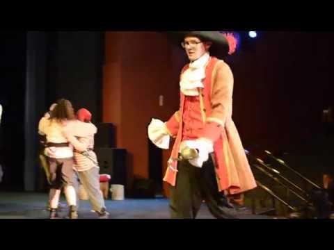 Peter Pan: CCCS Musical 2017