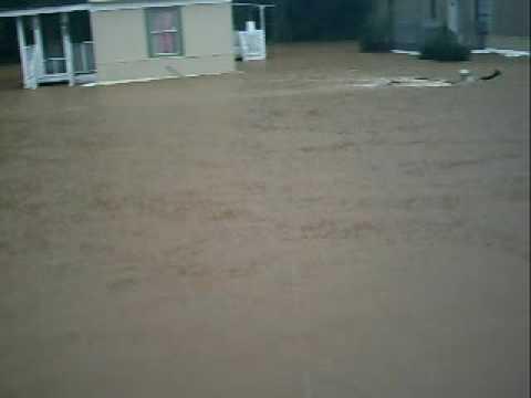 Castle Lake Flood 2009