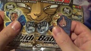 Dragon Ball Z CCG Babidi Saga 18 Booster Pack Opening + 1 Mystery Pack