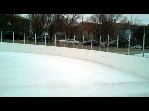 A Lap Around Midway Plaisance Ice Rink