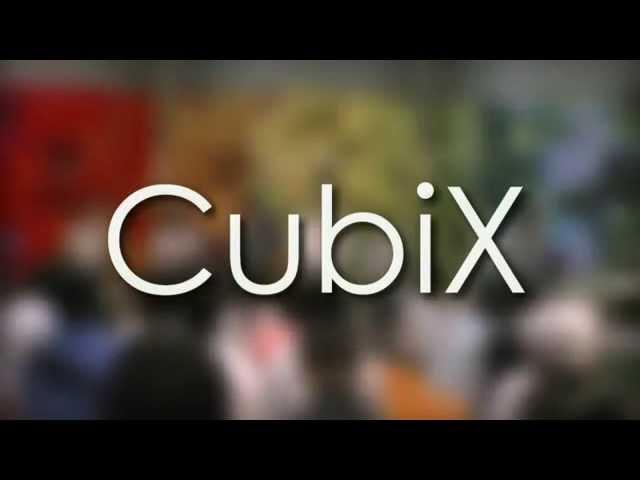 あしあと - CubiX