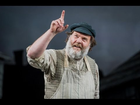 "Bryn Terfel ""If I Were a Rich Man"" Fiddler on the Roof - Proms 2015"