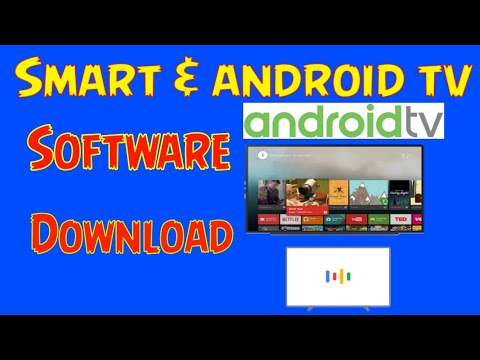 How To Download Smart TV Firmware And Software And Flash