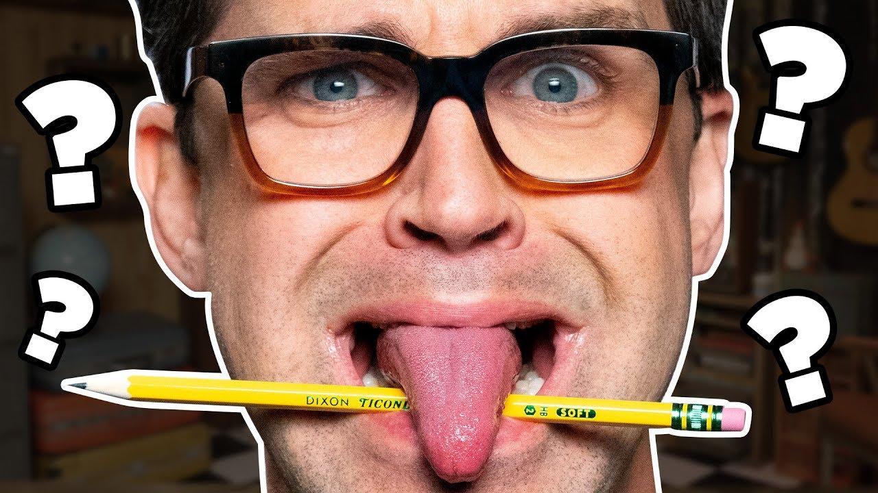 Crazy Tongue Trick Challenge