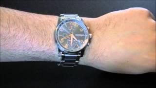 Montblanc Timewalker Chronovoyager UTC Watch Review