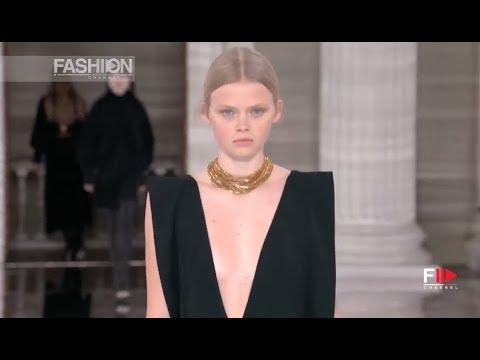 VICTORIA BECKHAM Highlights Fall 2020 London - Fashion Channel