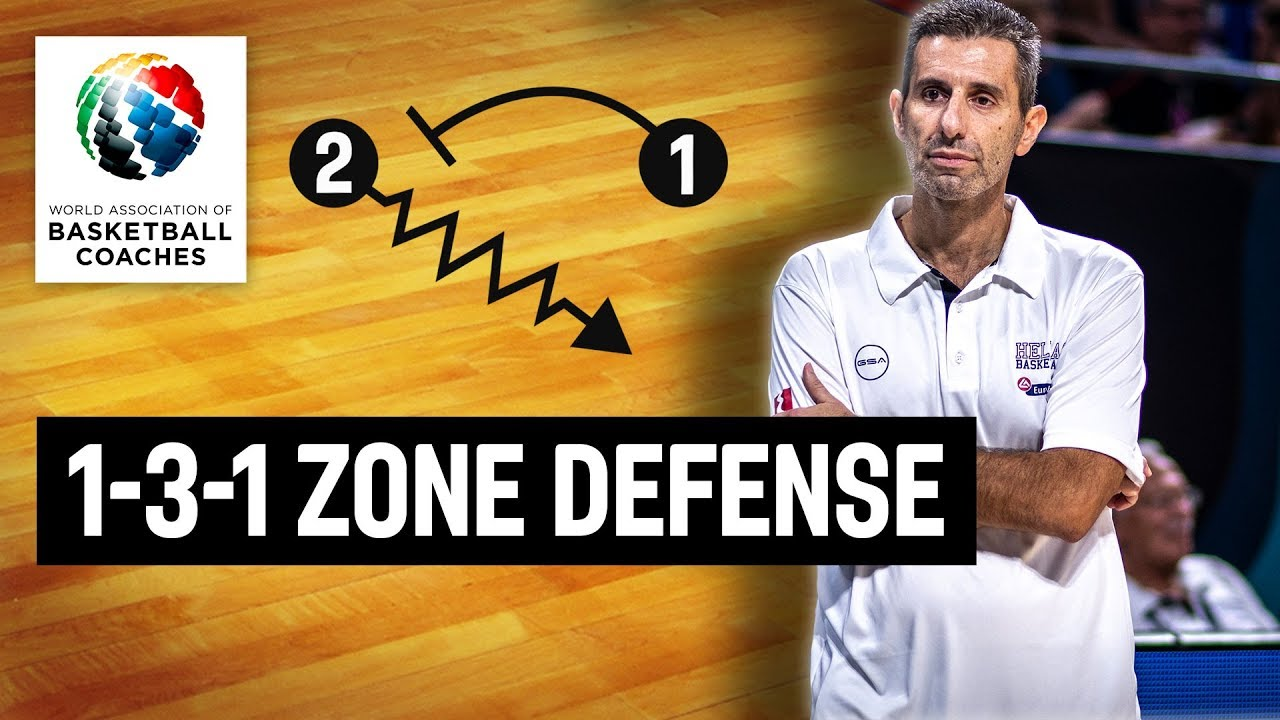1-3-1 Zone Defense Presentation - Konstantinos Keramidas