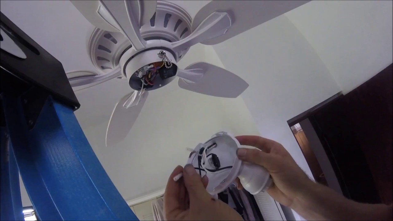 Diy putting together a ceiling fan tips tricks from a real diy putting together a ceiling fan tips tricks from a real electrician aloadofball Gallery