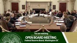 Open Board Meeting - July 2, 2013