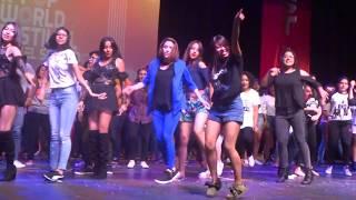 Kpop World Festival 2018 El Salvador - KPOP MIX FINAL
