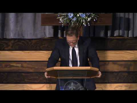 The Nations Rage, The Lord Laughs | Psalm 2 | Dr. Brian Payne | 5/24/2020