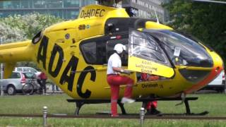 ... - do these adac pilots and crew whatever it takes or what? check out this great confined area l...