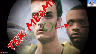 GTA 5 de Tam 100 Adam Öldürme 11 atışta