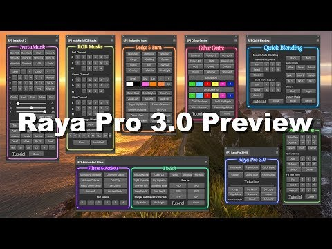 Raya Pro 3.0 Suit Preview - Awesome New Functions: Out February 28th 2018
