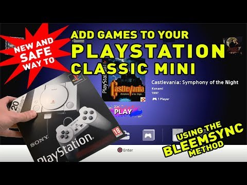 updated-and-safe-way-to-add-games-to-your-playstation-classic-mini---bleemsync-ps1-mini-hack-#2