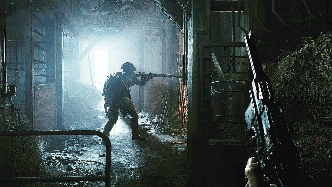 Hunt Showdown First Gameplay Demo New Crytek Horror Game