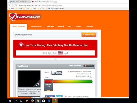 Safe Site Checker >> How To Check If A Website Has Virus Spam Or Malware Easy
