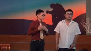 Kịch ngắn: Tâm tình sám hối - Thiếu nhi