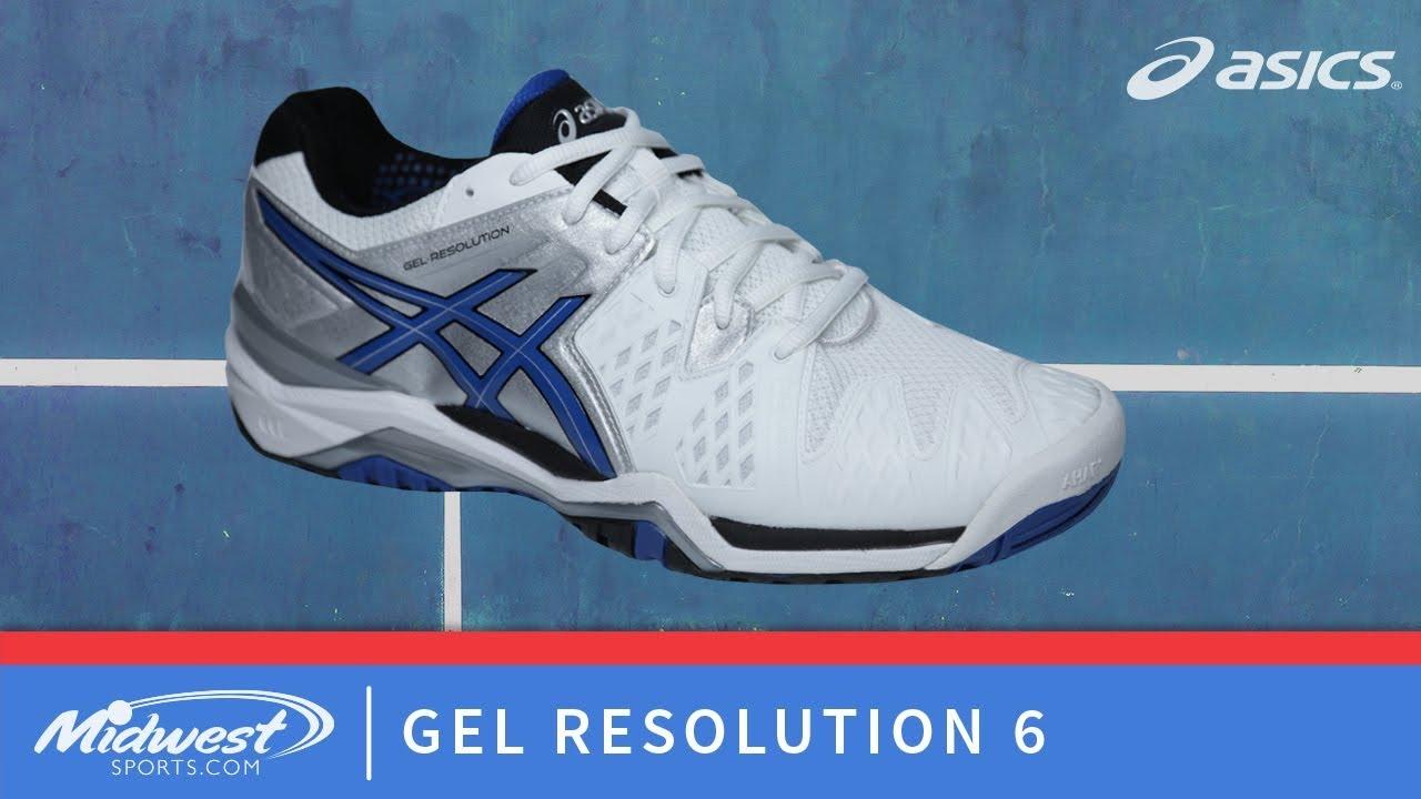 917f8b53c1f Asics Gel Resolution 6