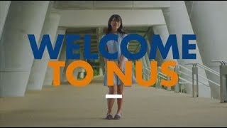 NUS Welcome Freshmen Video (Full Length)