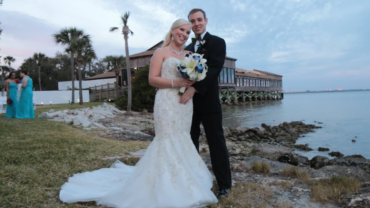 Wedding Rusty Pelican Tampa Videographer