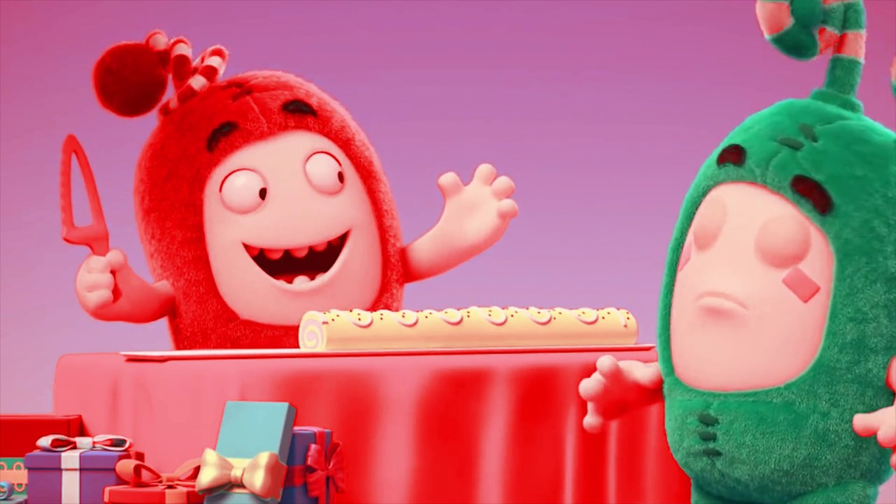Oddbods With Learn Colors 31 New Episodes Of Oddbods