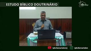 ESTUDO BÍBLICO - DEUS E A SANTÍSSIMA TRINDADE